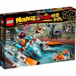 LEGO Monkie Kid 80014 Sandy's Speedboat