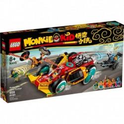 LEGO Monkie Kid 80015 Monkie Kid's Cloud Roadster