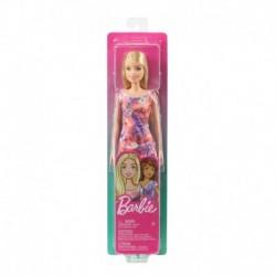 Barbie Flower Dresses - Orange