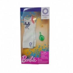 Barbie Tokyo 2020 Olympics Fashion Pack White