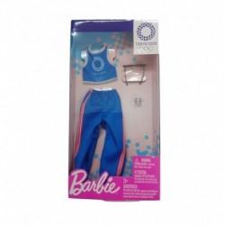 Barbie Tokyo 2020 Olympics Fashion Pack Blue