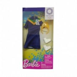 Barbie Tokyo 2020 Olympics Fashion Pack Purple