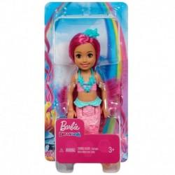 Barbie Chelsea Mermaids - Pink Hair