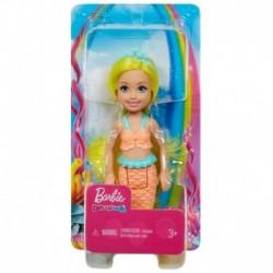 Barbie Chelsea Mermaids - Blonde Hair