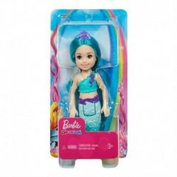 Barbie Chelsea Mermaids - Blue Hair