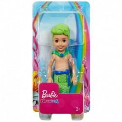 Barbie Chelsea Mermaids - Green Hair
