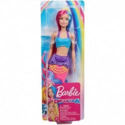 Barbie Dreamtopia Mermaid Doll Pink and Blue Hair