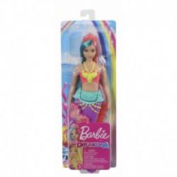 Barbie Dreamtopia Mermaid Doll Pink and Teal Hair