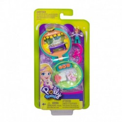 Polly Pocket Tiny Compact - Barbecue Party