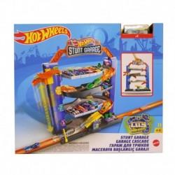 Hot Wheels City Stunt - Garage Accessory Set