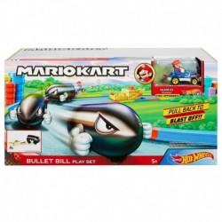 Mario Kart Bullet Bill Launcher and Mario Kart Vehicle