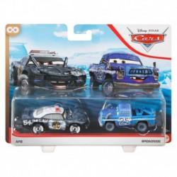Disney Pixar Cars: APB and Broadside 2-Pack