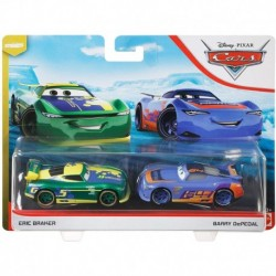 Disney Pixar Cars: Eric Braker and Barry DePedal 2-Pack