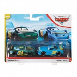 Disney Pixar Cars: Herb Curbler and Michael Rotor 2-Pack