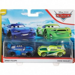 Disney Pixar Cars: Spikey Fillups and Chase Racelott 2-Pack