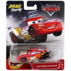 Disney Pixar Cars XRS Drag Racing Singles Series - Lightning McQueen