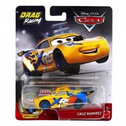 Disney Pixar Cars XRS Drag Racing Singles Series - Cruz Ramirez