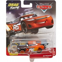 Disney Pixar Cars XRS Drag Racing Singles Series - Nitroade