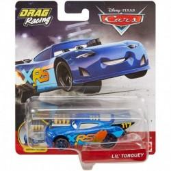 Disney Pixar Cars XRS Drag Racing Singles Series - Lil' Torquey