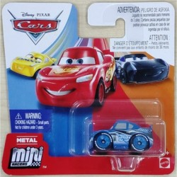 Disney Pixar Cars Mini Racers - Dud Throttleman