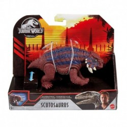 Jurassic World Savage Strike Scutosaurus