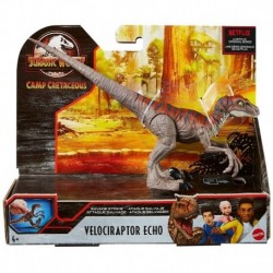 Jurassic World Savage Strike Velociraptor Echo