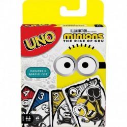 Illumination Presents Minions The Rise Of Gru UNO