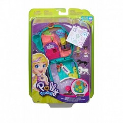 Polly Pocket Cactus Cowgirl Ranch Compact