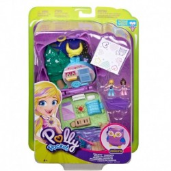 Polly Pocket Owlnite Campsite Compact