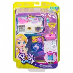Polly Pocket World Sweet Sails Cruiser Compact