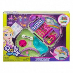 Polly Pocket Polly & Shani Rainbow Dream Purse Compact