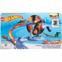Hot Wheels Spinwheel Challenge Play Set