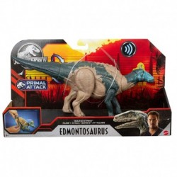 Jurassic World Sound Strike Dinosaur Action Figure - Enmontosaurus