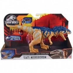 Jurassic World Massive Biters Siats Meekerorum Larger-Sized Dinosaur Action Figure