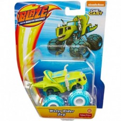 Blaze & the Monster Machines Blaze Vehicle - Water Rider Zeg