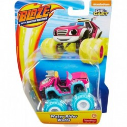 Blaze & the Monster Machines Blaze Vehicle - Water Rider Watts