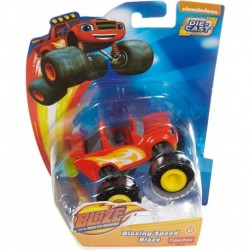 Blaze & the Monster Machines Blaze Vehicle - Blazing Speed Blaze