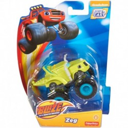 Blaze & the Monster Machines Blaze Vehicle - Zeg