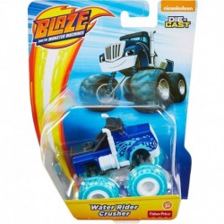 Blaze & the Monster Machines Blaze Vehicle - Water Rider Crusher