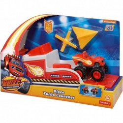 Blaze & the Monster Machines Playset - Blaze Turbo Launcher