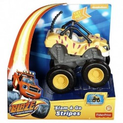 Blaze and the Monster Machines Slam & Go Stripes