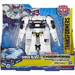 Transformers Cyberverse Action Attackers Ultra Class Prowl Action Figure