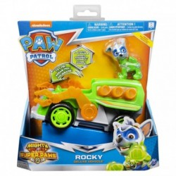 Paw Patrol Themed Vehicle Super Paws - Rocky