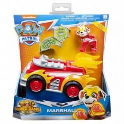 Paw Patrol Themed Vehicle Super Paws - Marshall
