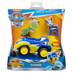 Paw Patrol Themed Vehicle Super Paws - Chase