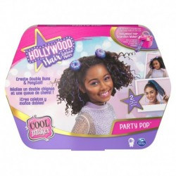 Cool Maker Hollywood Hair Styling Pack - Party Pop