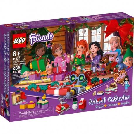 LEGO Friends 41420 Advent Calendar