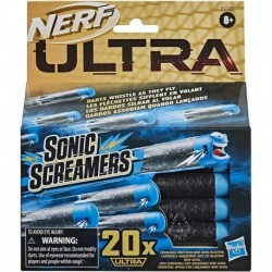 Nerf Ultra Sonic Screamers 20-Dart Refill