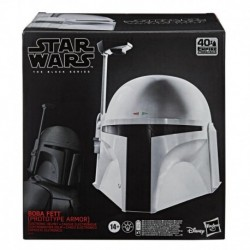 Star Wars The Black Series Boba Fett (Prototype Armor) Electronic Helmet, Star Wars: The Empire Strikes Back