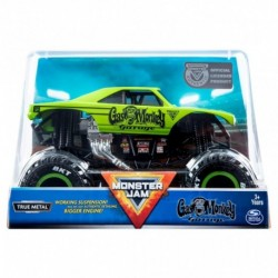 Monster Jam 1:24 Collector Die Cast Trucks - Gas Monkey